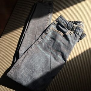 american eagle super high waisted jeggings